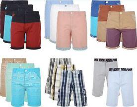 Mens Casual Soul Star Shorts