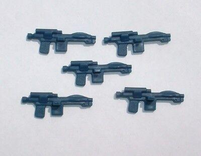 5 NICE Replacement Weapon LOT Stormtrooper,Fett,Commander 1980 Vintage Star Wars](Stormtrooper Weapons)