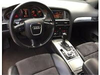 LHD LEFT HAND DRIVE AUDI A6 2.7 TDI ALLROAD GREY 2006 S-LINE QUATTRO SAT NAV 4X4 4WD XENON IMMACULTE