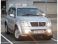 *NEW SHAPE* Rexton II 2.7 SX AWD same as Mercedes ML 270 M Class 4x4 Jeep, xc90, land rover bmw x5