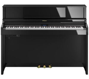 Black Friday SALE LX-7 Ebony - Incredible Piano Top Technology