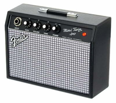 Fender Mini 65 Twin Amp Amplificador