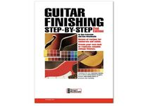 Guitar finish step by step
