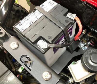 Honda Talon 2nd Battery Tray For Dual Batteries 1000r 1000x