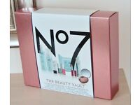 Skin Care Beauty Box - No 7 Limited Edition Beauty Vault Box by Boots - RRP £99 - Brand New £50