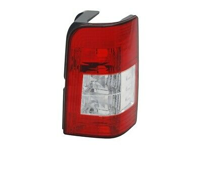 CITROEN BERLINGO 2006-2008 RED WHITE VT570P RIGHT REAR LIGHT TAIL  comprar usado  Enviando para Brazil