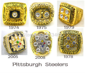 Championship rings is next on your wish list