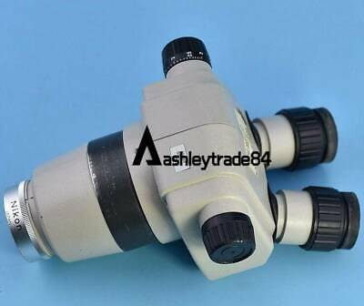1pcs Used Nikon Smz-1 Stereozoom Microscope Head Tested