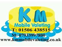 CAR VALETING WEST LOTHIAN & CLOSE SURROUNDING AREAS mobile valet, car wash, Valeting, driveway