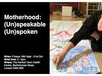 Motherhood (Un)Speakable (Un)Spoken
