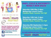 Taunton mum2mum baby and children's market
