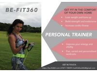 Mobile Personal Trainer in Edinburgh