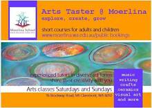 Arts Taster @ Moerlina. Courses for children and adults Mount Claremont Nedlands Area Preview
