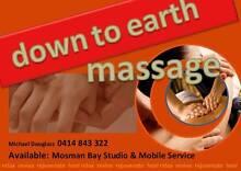 Down to Earth Massage Mosman Mosman Area Preview