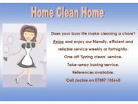 Home Clean Home - Domestic Cleaning Services