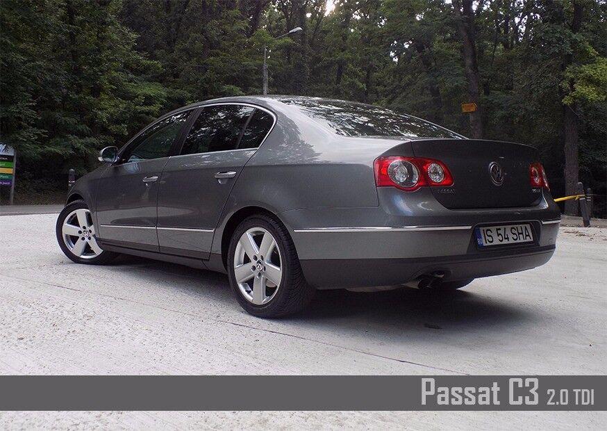 VW Passat 2.0 TDI (2008) - 170 HP - 6 Speed Manual Gearbox - Romanian registration