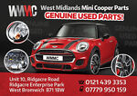 West Midlands Mini Cooper Parts