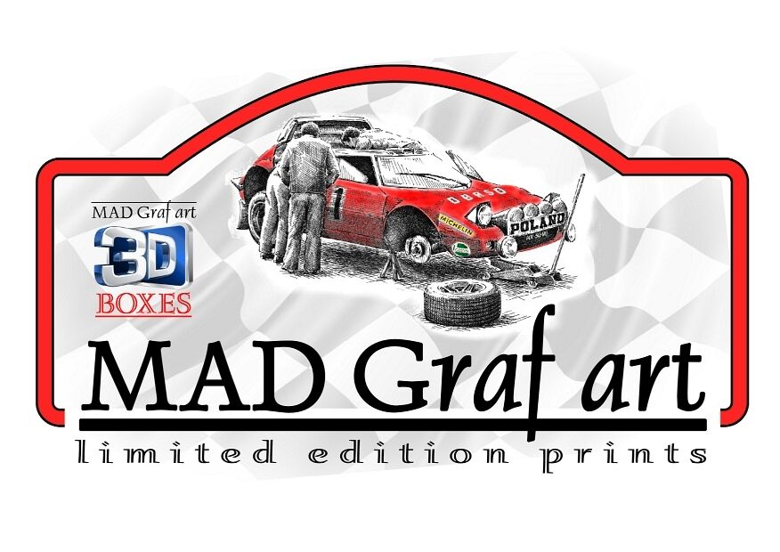 Rally Prints MAD Graf art