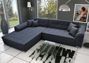 bigsofa g nstig online kaufen bei ebay. Black Bedroom Furniture Sets. Home Design Ideas