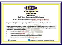 Job Vacancy -Drivers required