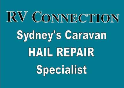 Sydney Caravan Insurance Repairs - Hail Damage Specialists North St Marys Penrith Area Preview