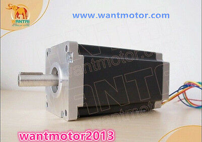 Usa Shipfree1pc Wantai Nema 42 Stepper Motor 110bygh201-001 201mm 8a 4200oz-in