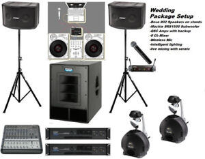 DJ SERVICES FOR $375