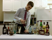 Private Party Bartender for Hire