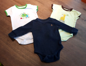 EUC Baby GAP 3-6 mo lot