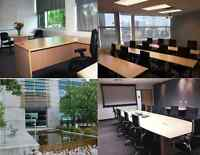 """Furnished Offices for Rent in Class """"A"""" Building - Summerside"""