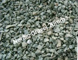 Decorative gravel aggregates cheap nordic granite