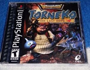 "Looking for ""Torneko The Last Hope"" for PS1"