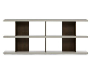 Modern Bookcase /Sofa Table