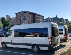 MINIBUS HIRE WITH DRIVER SEATER MINIBUS. FRANDLEY DRIVER 👍🏼