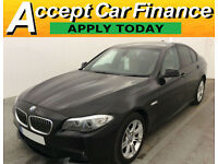BMW 520 2.0TD M Sport FINANCE OFFER FROM £59 PER WEEK!