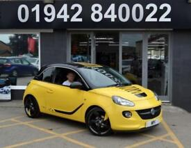 2014 14 VAUXHALL ADAM 1.4 SLAM 3D 98 BHP EXTREME PACK HATCH, 38-000M SH, 1 OWNER