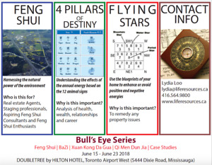 Feng shui classes by Sherry