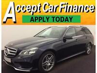 Mercedes-Benz E350 FROM £140 PER WEEK!