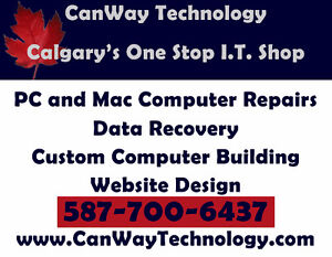 PC and Mac repairs - We fix anything - Same-day Service