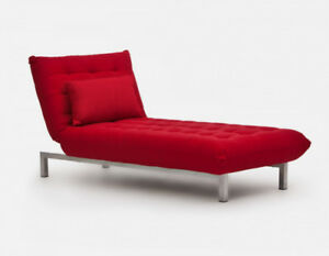 "Structube ""Flow"" lounge chair-bed"