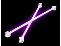UV Lighting PC Kit, Dual CCFL (Cold Cathode) 12v