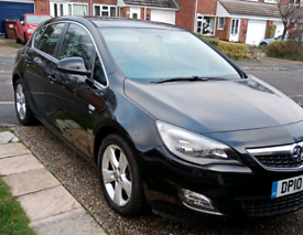 image for Vauxhall Astra Sri 2010 spares or repairs