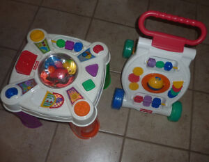 Fisher Price baby play table