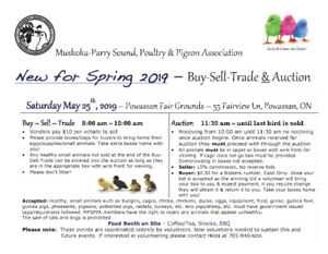 MPSPPA Spring Buy-Sell-Trade & Auction