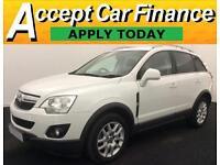 Vauxhall/Opel Antara 2.2CDTi ( 163ps ) 2012MY Exclusiv FROM £48 PER WEEK