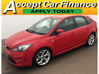 Ford Focus 2.5 ST-2 225 FINANCE OFFER FROM £49 PER WEEK!