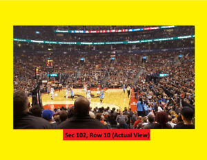 =Raptors Tickets INDIANA PACERS:Dec-19. Lower Bowl:Row11! Cheap=