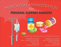 MEDICATION ADMINISTRATION FOR PSW- SEPT 18, 25, Oct 2