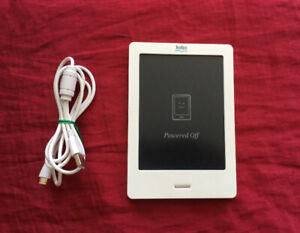 """Kobo Touch E-Reader 6"""" Touch Screen WiFi"""