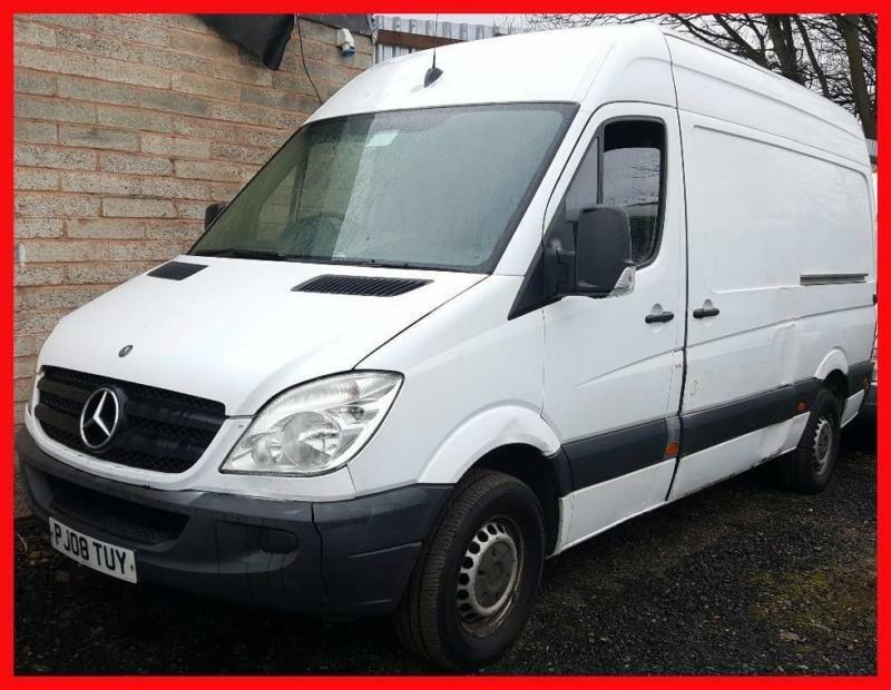 fe981cf4c1 Mercedes-Benz Sprinter 2.1TD 311CDI MWB + HIGH ROOF + NEW SHAPE PANEL VAN